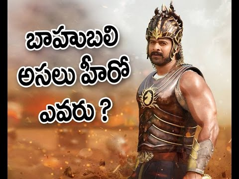 who is the Hero in Bahubali ? Photo Image Pic