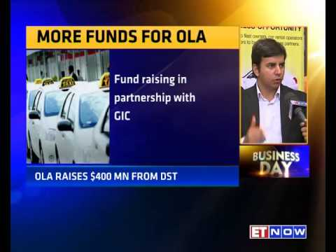 How Will Ola Cabs Use The Newly Raised Funds? CEO Bhavish Aggarwal Answers
