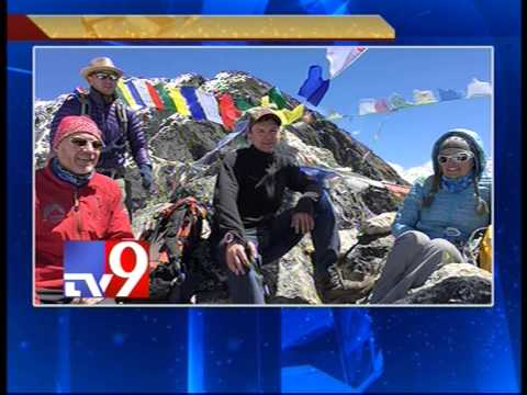 Nepal earthquake – 22 buried in Everest avalanche – Tv9