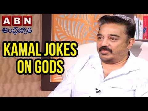 Kamal Haasan jokes about Gods having two wives