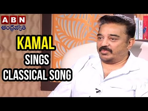 Uttama Villain Kamal Haasan sings classical song