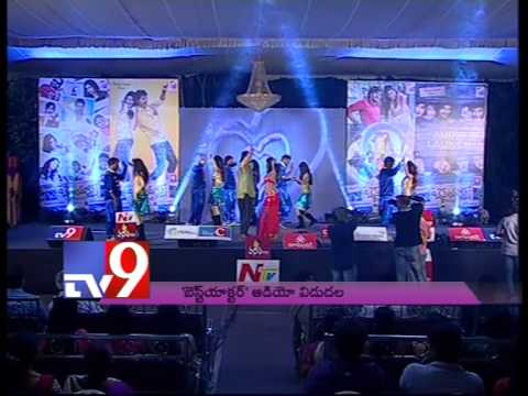Dancers perform Director Maruthi songs medley @ Best Actors audio launch – Tv9 Photo Image Pic