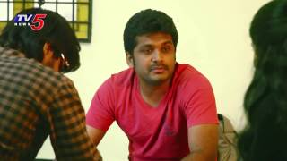 """Arunam"" Telugu Short Film by Gangadhar Advaitha : TV5 News"