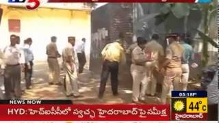 Contractor Shot at Mumbai Film City | Incident Happened Near Amitabh Shooting Spot : TV5 News