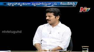Exclusive Interview with Anumula Revanth Reddy – Point Blank