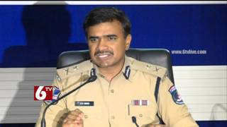Cyberabad Police Focus On New CC Cameras In City – 6 TV Telangana