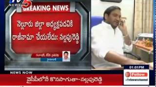 I Will Continue With YSRCP –  Nallapareddy Prasanna Kumar Photo Image Pic
