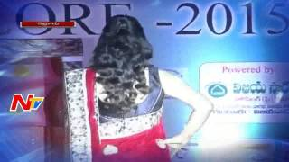Miss Nellore Competition | Sizzling Beauties Walks On Ramp | NTV Photo Image Pic