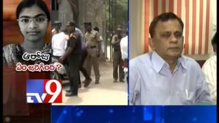 Rishiteshwari death : 4 member committee questions students – Tv9 Photo Image Pic