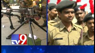 Aug 15th : Latest weaponry up for display at Parade Grounds – Tv9 Photo Image Pic