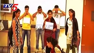 Ragging in SV University | Seniors Orders Juniors To Salute In Half Nude : TV5 News Photo Image Pic