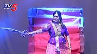 "Amazing Dance Performance On ""Rani Rudramadevi"" Life History"
