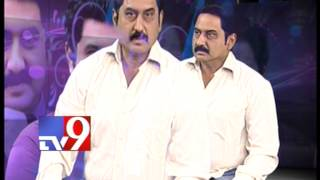 Hero Suman reacts angrily to Tv9 anchor! Photo Image Pic