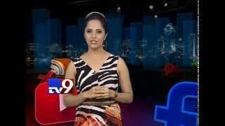 Anchor Anasuya's Jab V Net watch on Saturday this week on Tv9 Photo Image Pic
