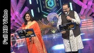 S.P.Balu and Sunitha Performs - Chilakamma Chitikeyanga Song in ETV @ 20 Years Celebrations