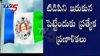 YS Jagan To Fight For AP Special Status In Assembly Sessions : TV5 News Photo Image Pic
