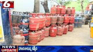 Government To Consider 2 kg LPG Cylinders | 6TV Telangana Photo Image Pic
