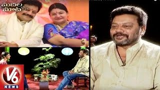 Sai Kumar Speaks About Romantic Song In Anthapuram Movie | Madila Maata | V6 News Photo Image Pic