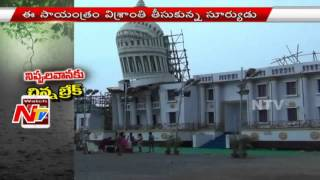 Rainfall in Telangana Districts | Heavy Temperature Will Continue Says Meteorology Experts | NTV