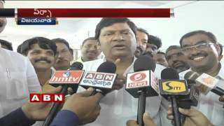 Save water  Don't waste it | Actor Rajendra Prasad (28-04-2016)