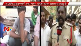 High Tension Wires Touches Marriage Lorry | 14 Members Seriously Injured | Latest Updates | NTV