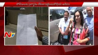 Actress Pujitha Files Case Against her Husband | NTV