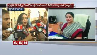 Marriage row | I have threat from IPS officer Anjana Sinha | Actress Pujitha press meet