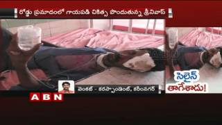 Water scarcity | Dehydrated Patient Drinks Saline in Hospital | ABN Exclusive (04-05-2016)