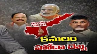 Centre Clarifies No Special Status only Package for AP | AP Leaders fires on BJP | NTV